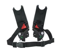 Akcesoria do wózków Baby Jogger Adapter City Mini Zip Wspornik