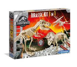 Zabawka edukacyjna Clementoni Zestaw Naukowy szkielety dinozaurów