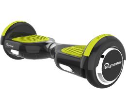 """Hoverboard Skymaster Smart Dual 6"""" czarno-żółty + Głośnik + Aplikacja"""