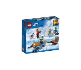 Klocki LEGO® LEGO City Arktyczny zespół badawczy