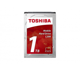 Dysk HDD Toshiba 1TB 5400obr. 128MB L200 Mobile 7mm OEM