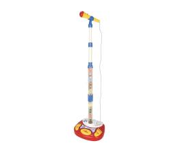Zabawka muzyczna Bontempi STAR Mikrofon, statyw,podłączenie MP3
