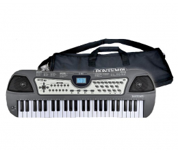 Zabawka muzyczna Bontempi PLAY organy elektroniczne 49 klawiszy+akcesoria