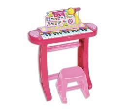 Zabawka muzyczna Bontempi GIRL organy elektroniczne 31 klawiszy+akces.