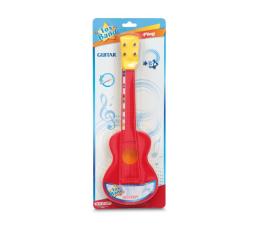Zabawka muzyczna Bontempi PLAY Gitara hiszpańska 4-strunowa 40 CM