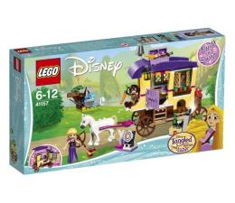 Klocki LEGO® LEGO Disney Karawana podróżna Roszpunki