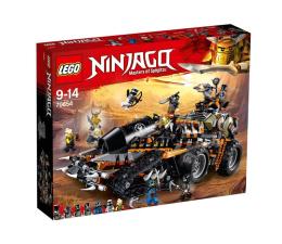 Klocki LEGO® LEGO NINJAGO Dieselnauta