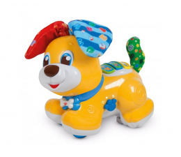 Zabawka dla małych dzieci Clementoni Piesek Uszatek