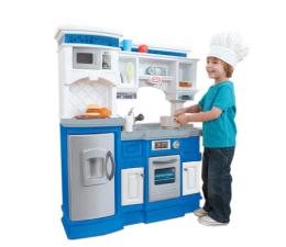 AGD dla dzieci Little Tikes Kuchnia smakosza niebieska