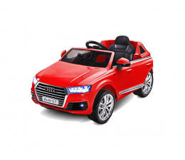 Pojazd na akumulator Toyz Samochód Audi Q7 Red