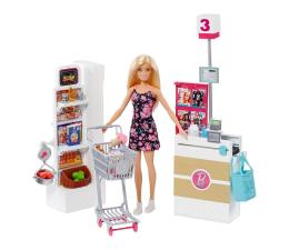 Lalka i akcesoria Barbie Supermarket z Laką i Akcesoriami