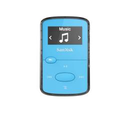 Odtwarzacz MP3 SanDisk Clip Jam 8GB niebieski