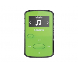 Odtwarzacz MP3 SanDisk Clip Jam 8GB zielony