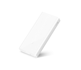 Powerbank Xiaomi Power Bank 2C 20000 mAh 2.4A, QC 3.0 (biały)