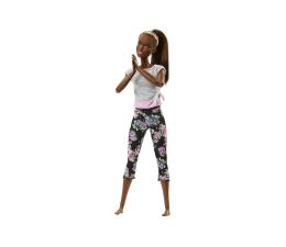Lalka i akcesoria Barbie Made To Move Kwiecista Lalka Etniczna