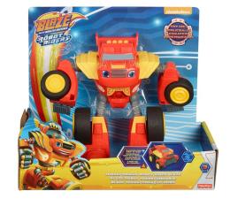 Pojazd / tor i garaż Fisher-Price Blaze Rider Pojazd Robot Czerwony