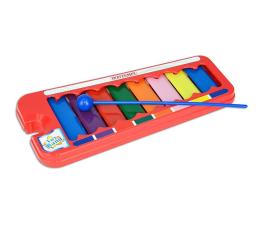 Zabawka muzyczna Bontempi PLAY Ksylofon 8 klawiszy