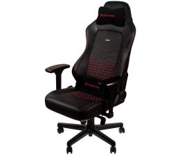 Fotel gamingowy noblechairs HERO Gaming Skórzany (Czarno-Czerwony)