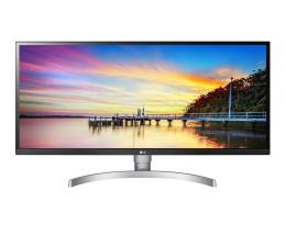 """Monitor LED 32"""" i większy LG 34WK650-W biały"""