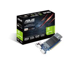 Karta graficzna NVIDIA ASUS GeForce GT 710 Silent 2GB GDDR5
