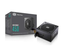 Zasilacz do komputera Cooler Master Masterwatt 450W 80 Plus Bronze