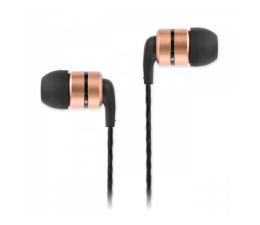 Słuchawki przewodowe SoundMagic E80 Black-Gold