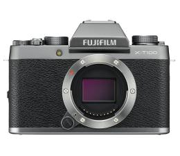 Bezlusterkowiec Fujifilm X-T100 srebrny body