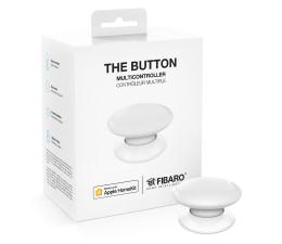 Przycisk/pilot Fibaro The Button kontroler scen biały (HomeKit)
