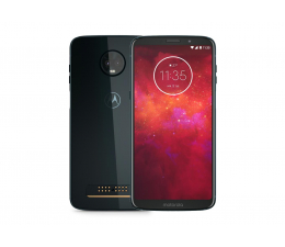 Smartfon / Telefon Motorola Moto Z3 Play 4/64GB Dual SIM granatowy +power pack