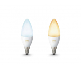 Inteligentna żarówka Philips Lighting White Ambiance (2szt. E14)