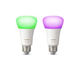 Inteligentna żarówka Philips Lighting White and Colour Ambiance (2szt. E27)
