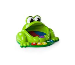 Zabawka dla małych dzieci Bright Starts Żabka Trampolina z Piłeczkami 10309