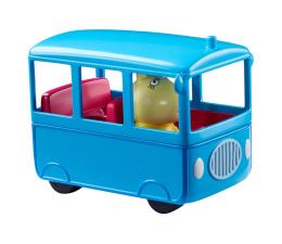 Figurka TM Toys Świnka Peppa autobus szkolny z figurką