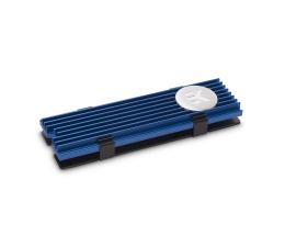 Chłodzenie dysku EKWB EK-M.2 NVMe Heatsink - blue