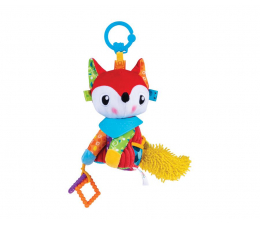 Zabawka dla małych dzieci Dumel BaliBaZoo Zawieszka Lis Filip 85841