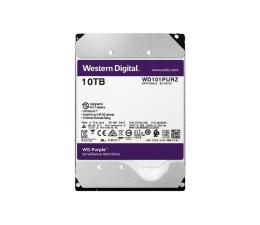 Dysk HDD WD PURPLE 10TB 7200obr. 256MB