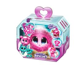 Maskotka TM Toys Fur Balls Zwierzątko niespodzianka różowy