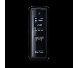 Zasilacz awaryjny (UPS) CyberPower UPS CP1500EPFCLCD (1500VA/900W, 6xSchuko, AVR)