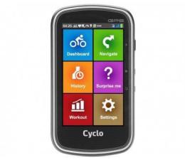 Licznik/nawigacja rowerowa Mio Cyclo 405 Europa