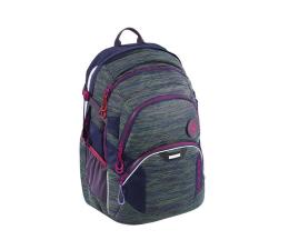 Plecak Coocazoo JobJobber II Wildberry Knit system MatchPatch