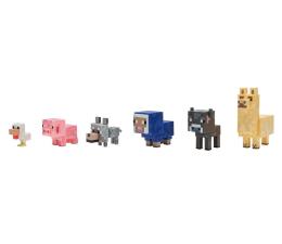 Figurka TM Toys Minecraft zestaw młodych zwierzątek domowych