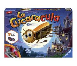 Gra dla małych dzieci Ravensburger La Cucaracula Karaluch-Wampir