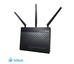 Router ASUS RT-AC68U (1900Mb/s a/b/g/n/ac, 2xUSB, QAM)