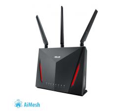 Router ASUS RT-AC86U (2900Mb/s a/b/g/n/ac, 2xUSB, QAM)