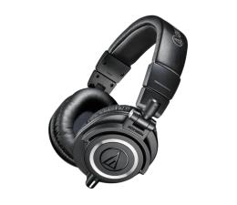 Słuchawki przewodowe Audio-Technica ATH-M50X Czarny