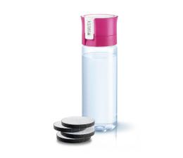 Filtracja wody Brita Fill & Go Vital różowa + 4 MicroDiscs