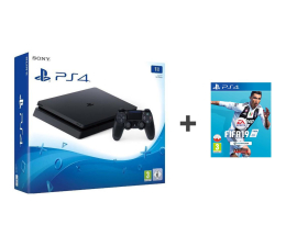 Konsola PlayStation Sony PlayStation 4 Slim 1TB + FIFA 19
