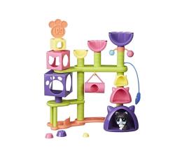 Figurka Littlest Pet Shop Koci plac zabaw