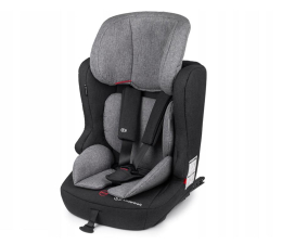 Fotelik 9-36 kg Kinderkraft Fix2Go Isofix Black/Gray