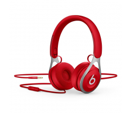 Słuchawki przewodowe Apple Beats EP On-Ear czerwone